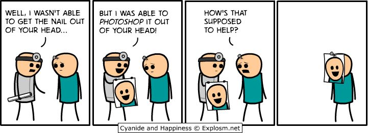 13 Cyanide & Happiness comics - - Sharenator