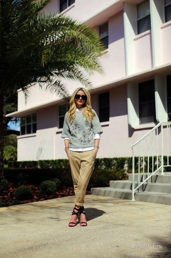 Уличная мода: Море аксессуаров в блоге Atlantic-Pacific: уличная мода США