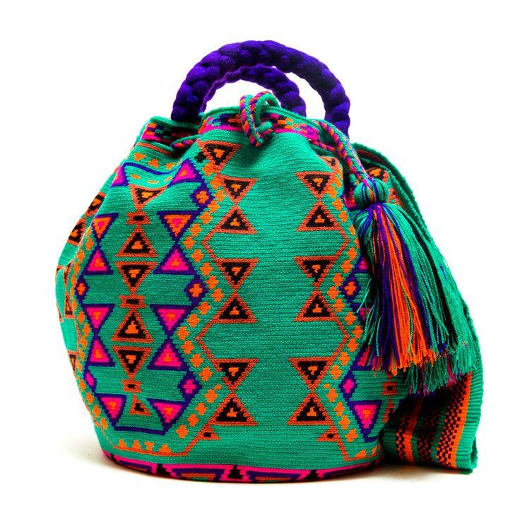 Hermosa Wayuu Bag | Limited Edition - Wayuu Tribe – MOCHILA WAYUU BAGS | Handmade by the Wayuu People