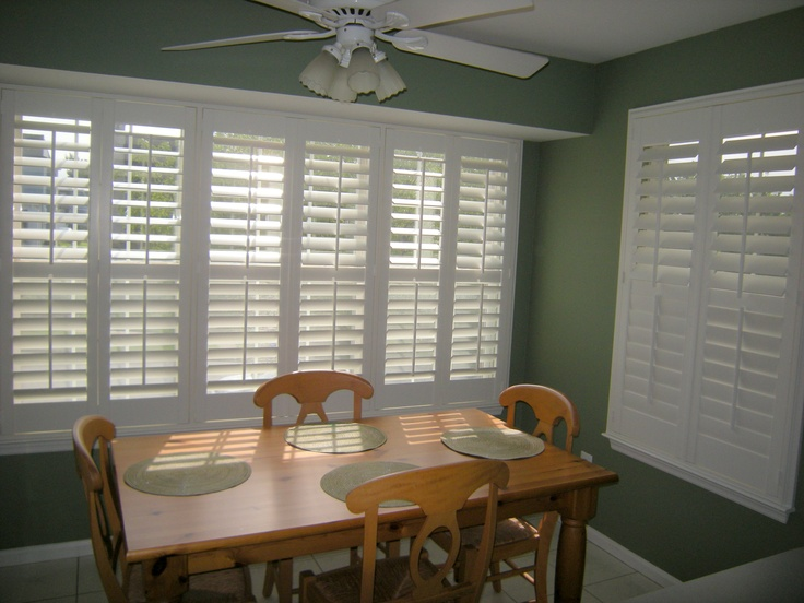 Plantation Shutters For Kitchen Home Pinterest
