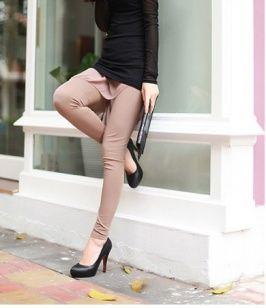 Sample Design Slim Leg High Heel Black