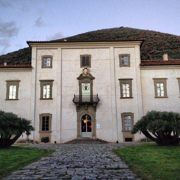 Le ville del Monte Pisano: Villa Roncioni