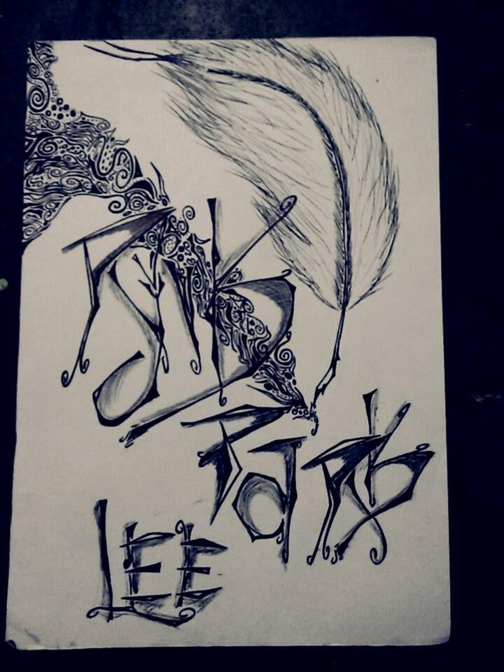 marca oficial  de RYUK PARK LEE, cada sueño se cumple, la fotografía es uno de ellos, y el dibujo una representación de la imaginación.