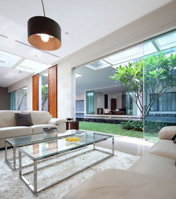 Imposing Modern Residence In Jakarta Static House InteriorsHouse InteriorsDesign