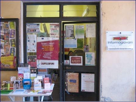 Informagiovani di Ferrara lavori in corso post terremoto