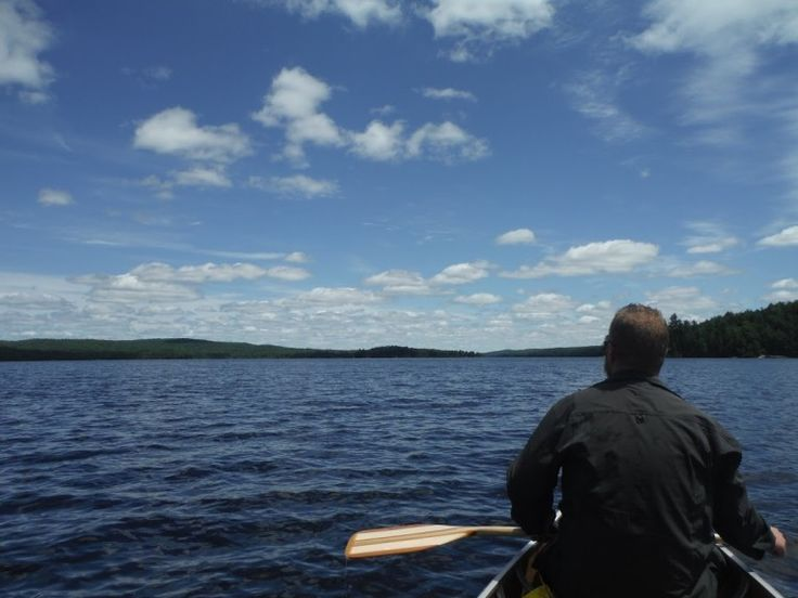 """North-West Algonquin Provincial Park with """"The Tom"""""""