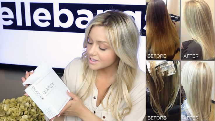 What is Olaplex? Do You Need It? How To Use + Professional Review and Ex...