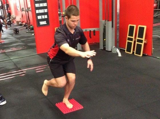 Improve Your Feet Stability Using The Sensa Mat