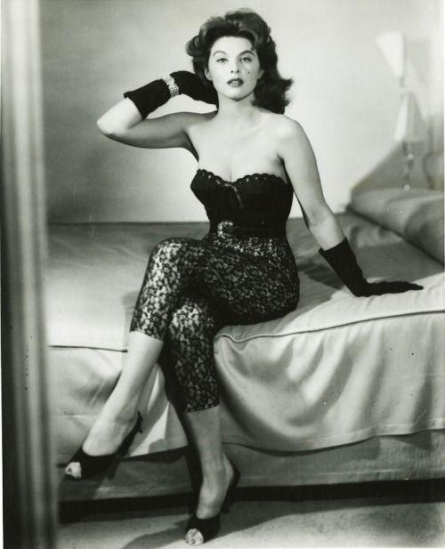 Tina Louise by Bernard of Hollywood