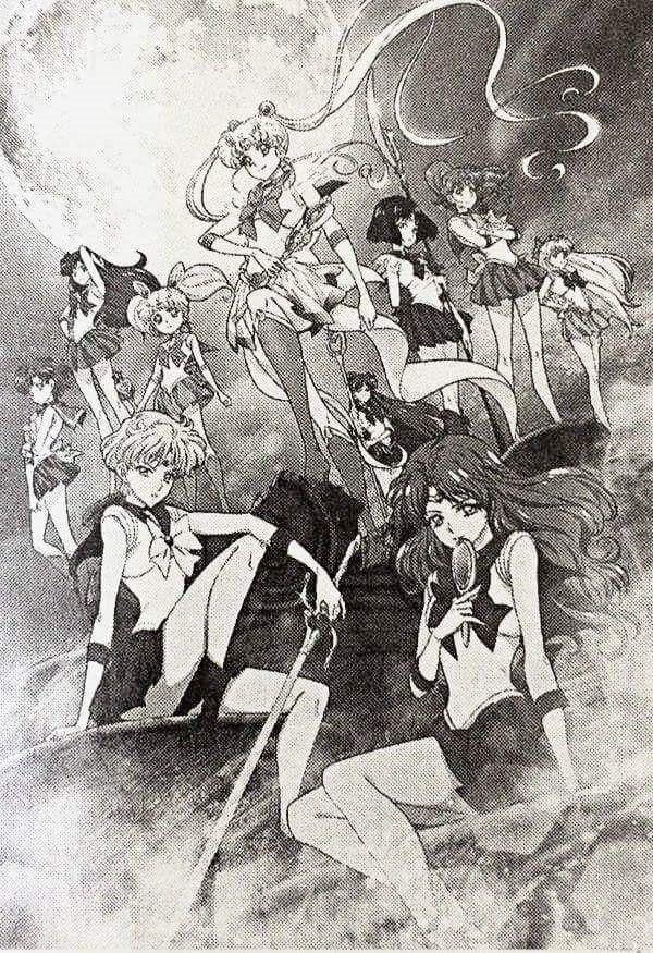Sailor Moon Crystal Season 3 2