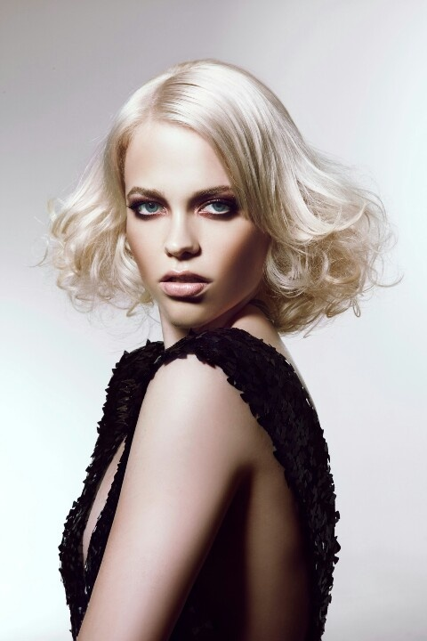 MILKY WAY    It's all about High Gloss Toning.  #Illumina colour is ultra shiny and gives hair a beautiful shimmer, creating the most astonishing results.  Think #pure,clean and almost #white - new cream metallic, so reflective like a #diamond - creating an expensive looking trend.