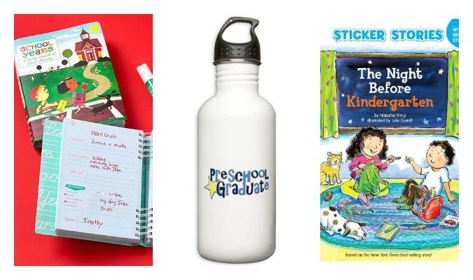 Preschool graduation gift ideas for your little graduate