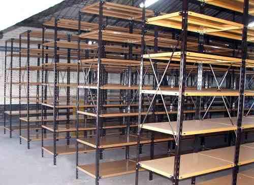 Fabrica de estanterías, racks y entrepisos metálicos. Consultas y Pedidos a…