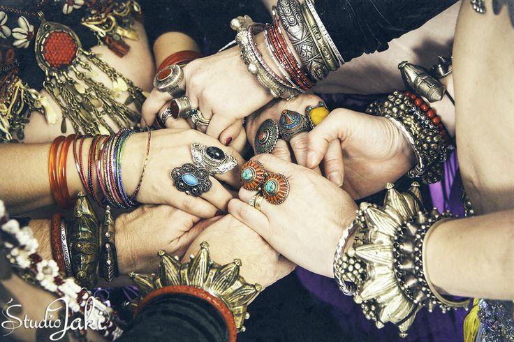 Devyani Dance Company of Birmingham, AL  #StudioJaki #tribalbellydance #zills #ATS #AmericanTribalStyle