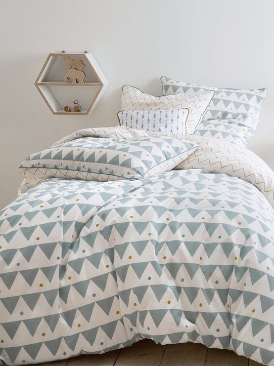 les 25 meilleures id es de la cat gorie chevrons couette sur pinterest motif de chevron. Black Bedroom Furniture Sets. Home Design Ideas