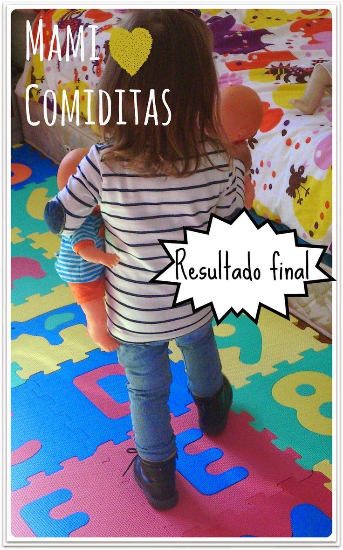 Mami Comiditas: A reciclar: De vaqueros de mamá a leggins para peq...