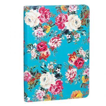 Husa Accessorize Blue Roses iPad Mini - Huse