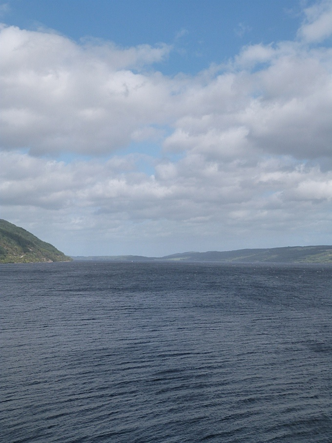Loch Ness, scotland!  Visited Scotland in 2000 and it's beautiful