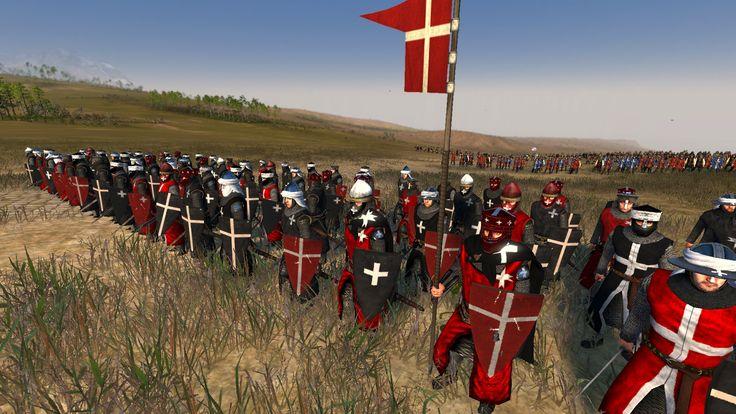 Medieval Kingdoms Total War: Kingdom of Jerusalem and Cyprus news - Mod DB