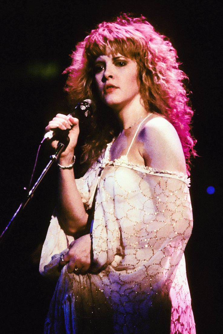 """crystallineknowledge: """"""""Stevie photographed by Lynn Goldsmith during 'The Wild Heart Tour' in 1983. """" """""""