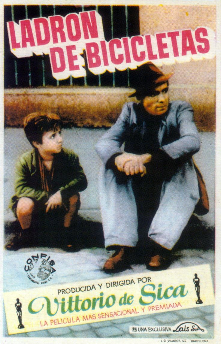1948 / Ladrón de bicicletas - Ladri di biciclette