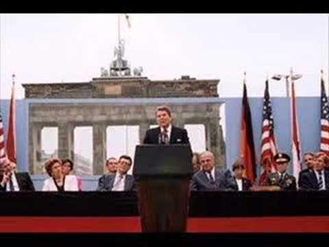 Cycle 2 Week 21 Ronald Reagan- Tear Down This Wall