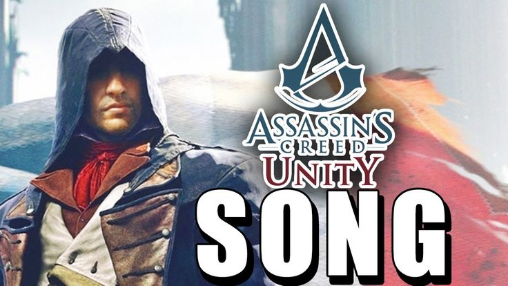 try hard ninja | Assassin's Creed Unity SONG - MUSIC VIDEO 'Shadows' by TryHardNinja ...
