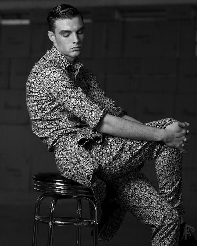Photo:Dimitra Spiropoulou Styling:Yiorgos Mesimeris Grooming:Christina Agatha Model:Okan(Acemodels) Suit: Dimitris Petrou