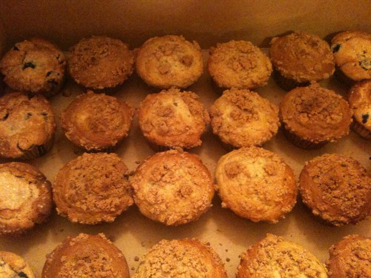 Muffins for work