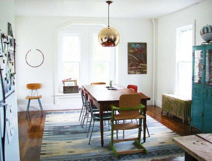 Abbey Hendrickson Aesthetic Outburst Dining Room | Remodelista