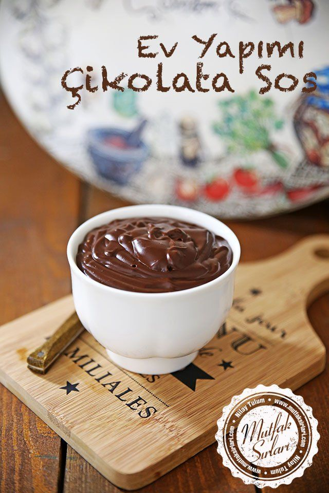 Ev Yapımı Çikolata Sos - Tarifin püf noktaları, binlerce yemek tarifi ve daha fazlası...