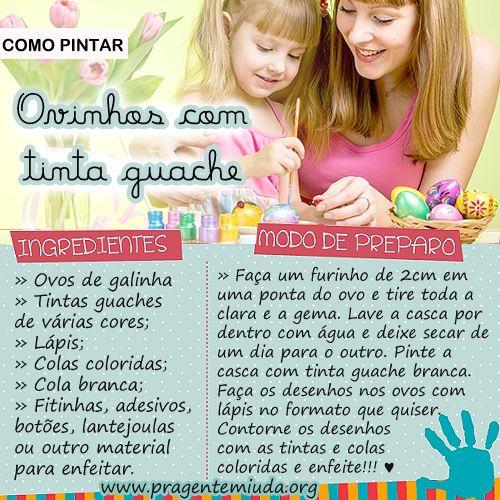 10 receitas fáceis para fazer com as crianças   Pra Gente Miúda