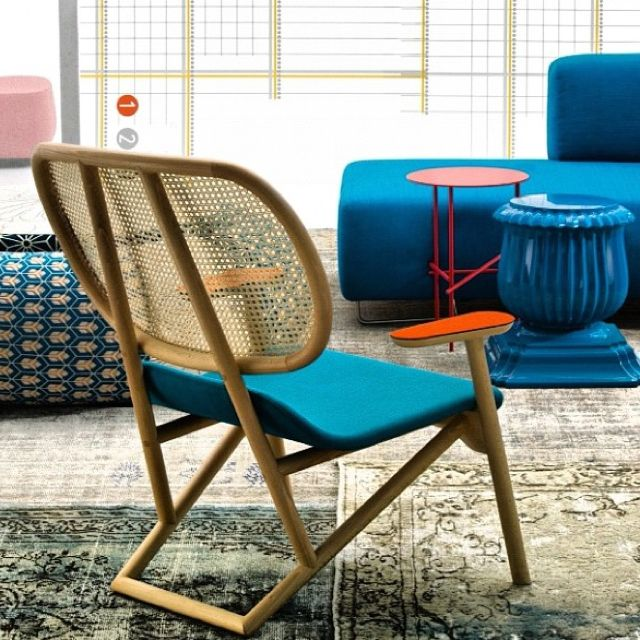 Klara Chair By Patricia Urquiola For Moroso