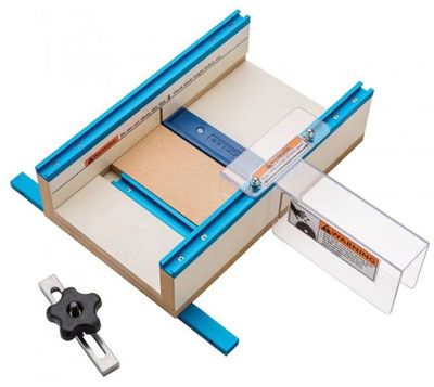 Table Saw Jig Offers Greater Accuracy and Control