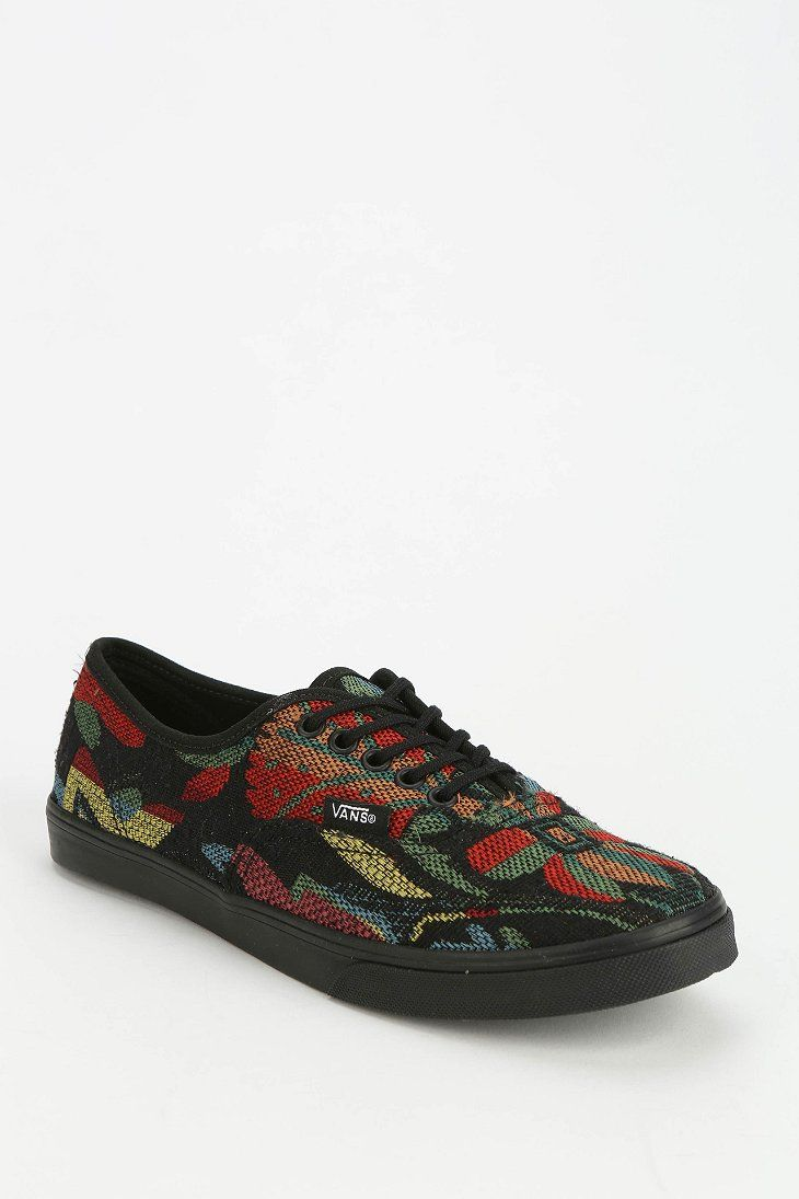 Vans Authentic Lo Pro Floral Tapestry Women's Low-Top Sneaker