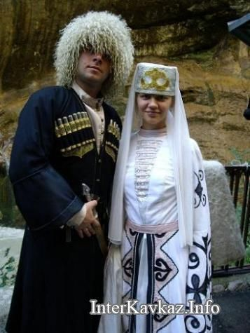 Кавказская традиционная шапка