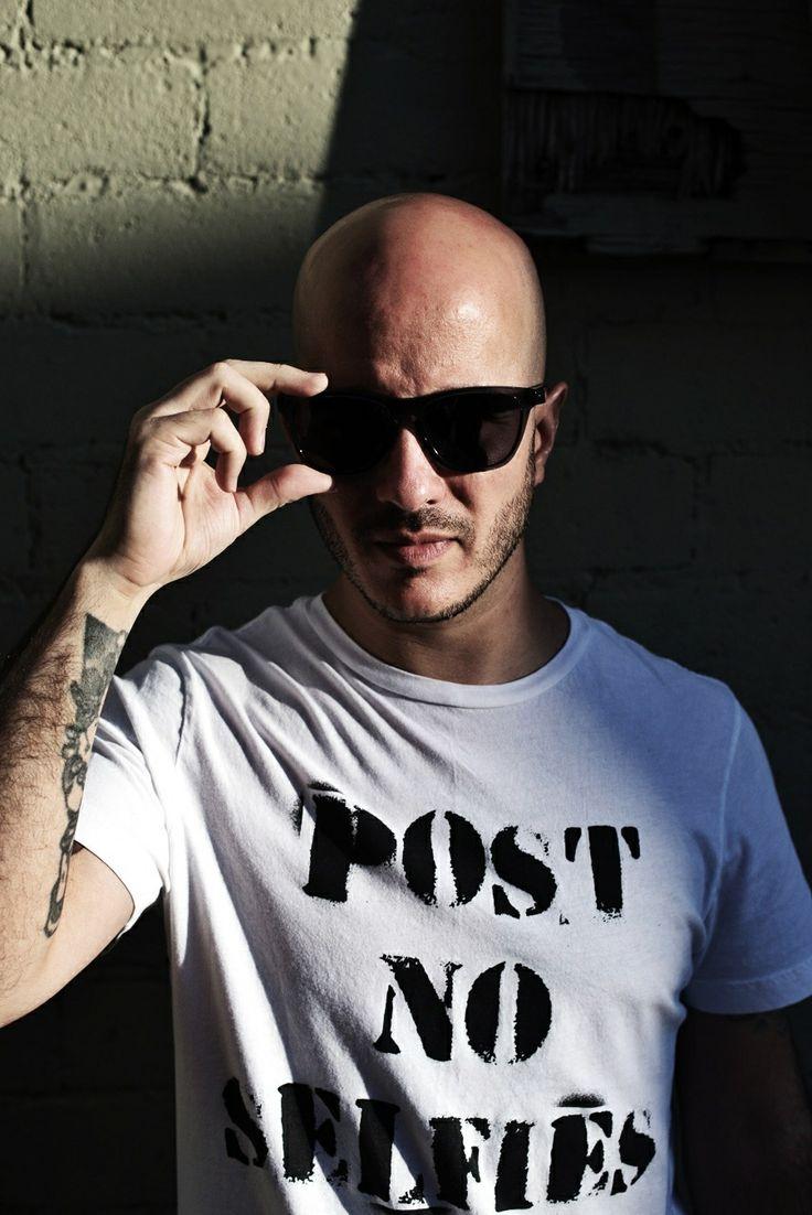 Willy Rodríguez, cantante de la banda Cultura Profetica.