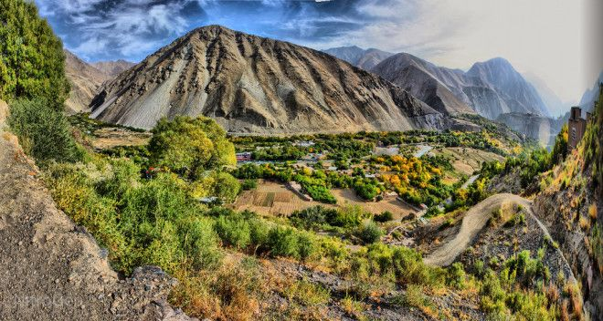 Panjsher Valley, Afghanistan | 1,000,000 Places