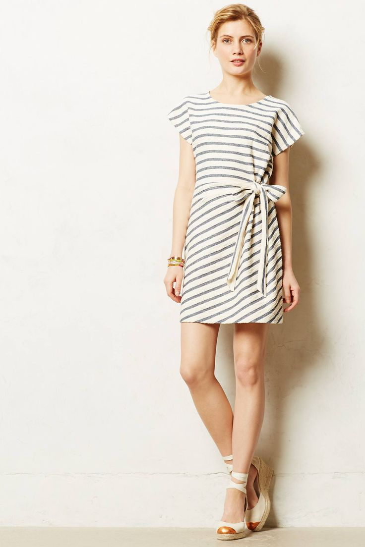 Isabel Dress - anthropologie.com.... For me, would want it a tad longer... right about at the knee....