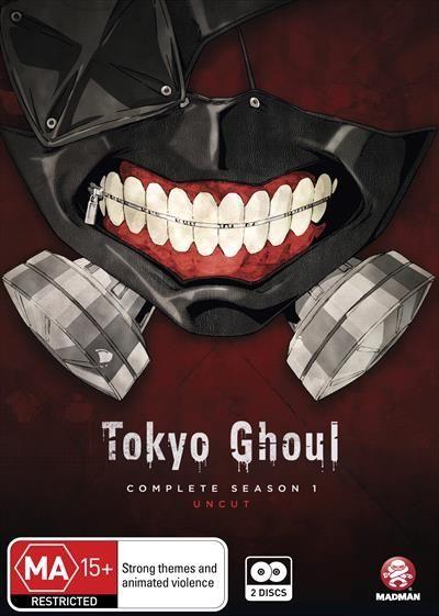 Tokyo Ghoul - Season 1