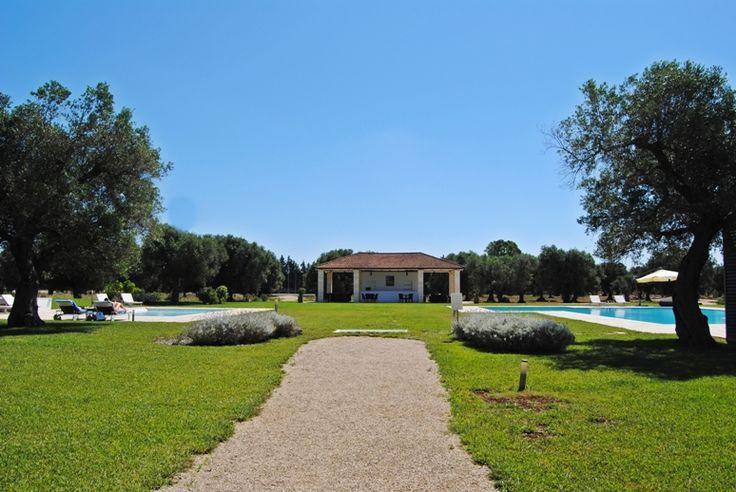 Two Pools at Masseria Corda di Lana - due piscine a Masseria Corda di Lana http://masseriacordadilana.it/  #pool #piscina #weareinpuglia #masseriacordadilana #relax