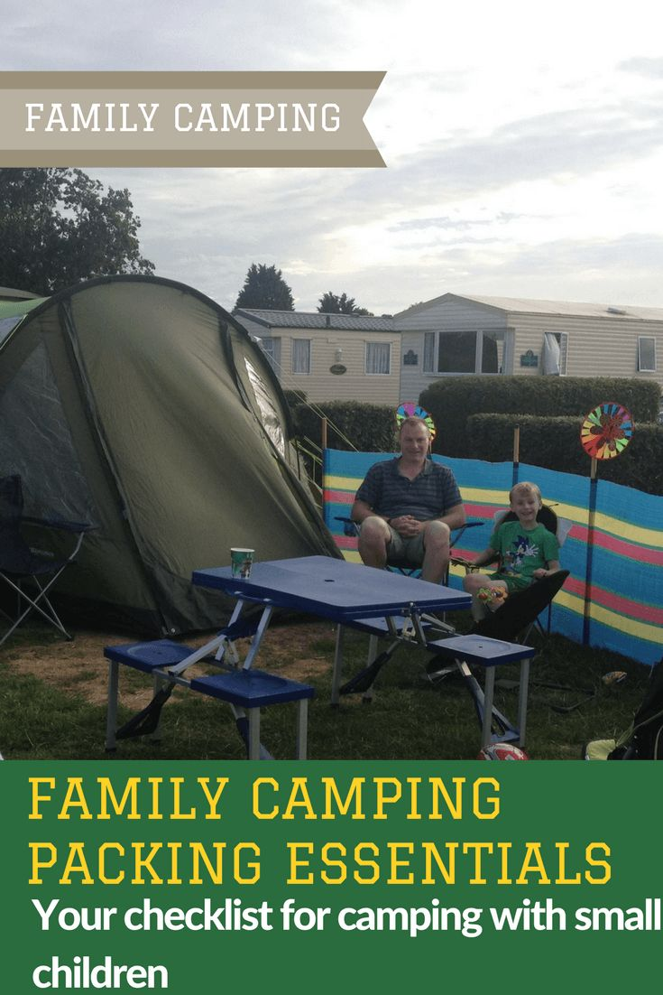 We're no strangers to camping and have learnt the hard way what to take and what to leave behind. Follow our camping adventure and steal my packing list!