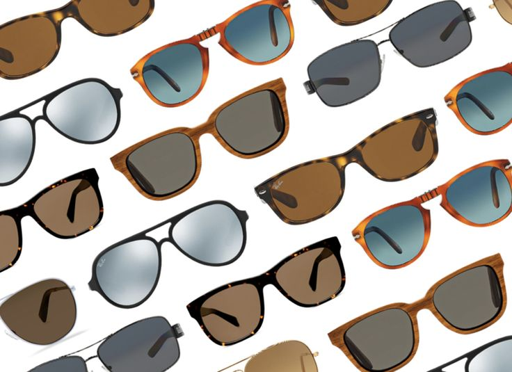 Sunglasses are like shoes, you don't just own one pair.  Some sunglasses are perfect to sport with your suit, others are more casual when you're hitting up the beach, and some are a must-have when you're playing outfield.  Shop our top picks of the best men's sunglasses for the 2016 season...