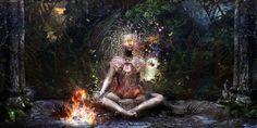 Vibrations :Nous sommes tous de l'énergie, et nous grandissons et nous nous contractons continuellement, ou nous accélérons ou ralentissons. Plus vous