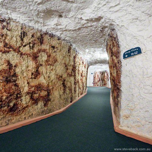 Spectacular Underground Hotel at White Cliffs NSW Australia