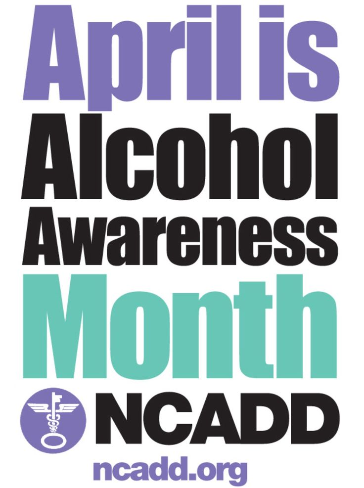 """April is Alcohol Awareness Month. Come into the Wellness Center and try our """"pour me a drink"""" activity for tips on staying safe when consuming alcohol."""