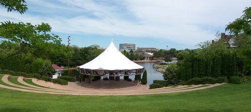 Centennial lakes Amphitheater, Edina, $275