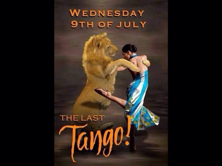 """Twitter: Vanavond """"de laatste tango"""" ..."""