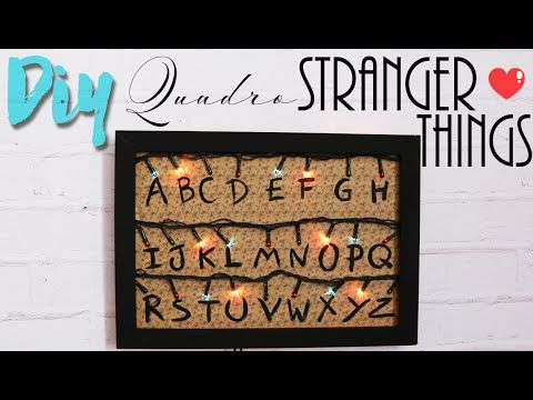 Stranger Things: aprenda a copiar as famosas luzes da série em versão miniatura - Vix