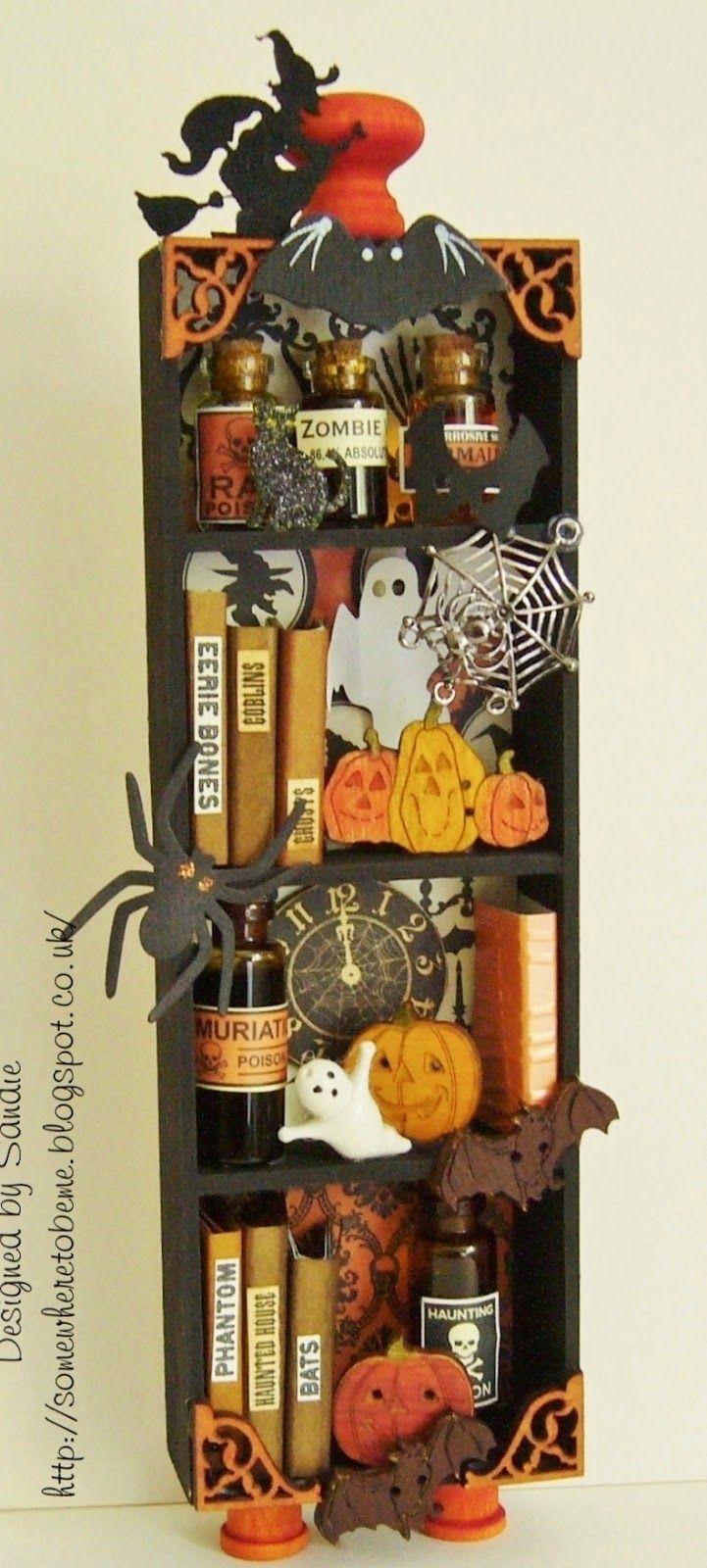 best 25 halloween shadow box ideas only on pinterest vintage halloween decorations curiosity. Black Bedroom Furniture Sets. Home Design Ideas